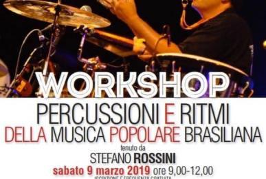 Workshop Stefano Rossini Latina