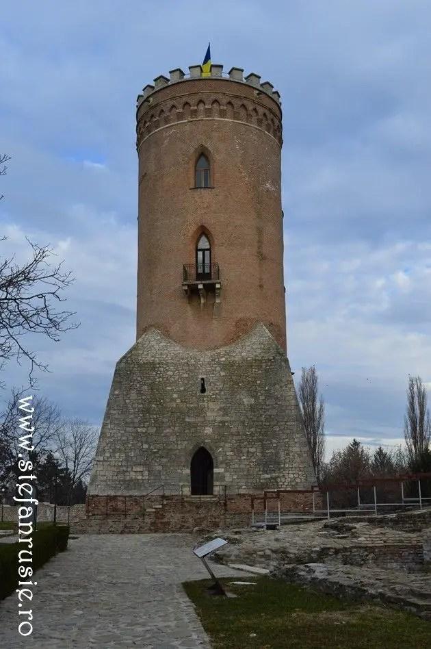 Turnul Chindiei, Târgoviște