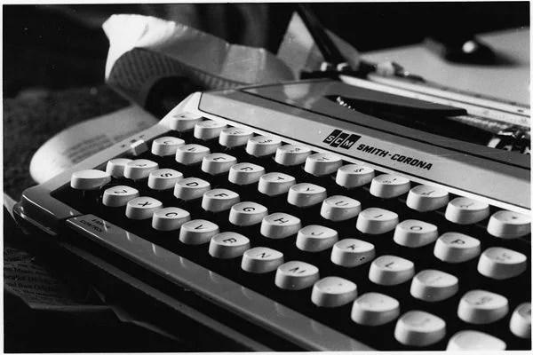 writting-machine