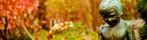 Fotografering av gård utomhus för fastighetsvärd