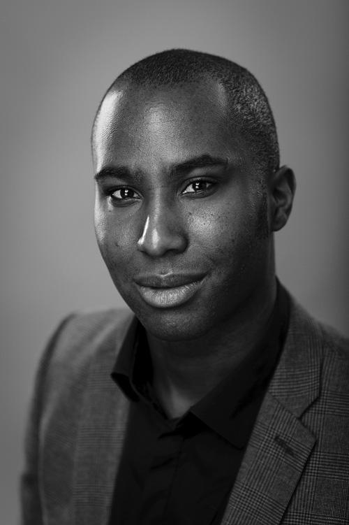 Porträttfotografering i fotostudio för annonskampanj till rekryteringsföretaget/bemanningsföretaget Amendo. Byrå: BKC Sthlm. Fotograf Stefan Tell