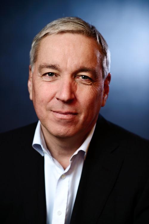 Olle Nordström, styrelseordförande i Sweco. Porträtt till tidningsomslag för Professionellt Styrelsearbete. Guldklubban 2013. Fotograf Stefan Tell