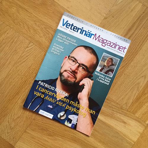 fotografering-tidning-omslag-porträtt-VeterinärMagazinet-djursjukhus