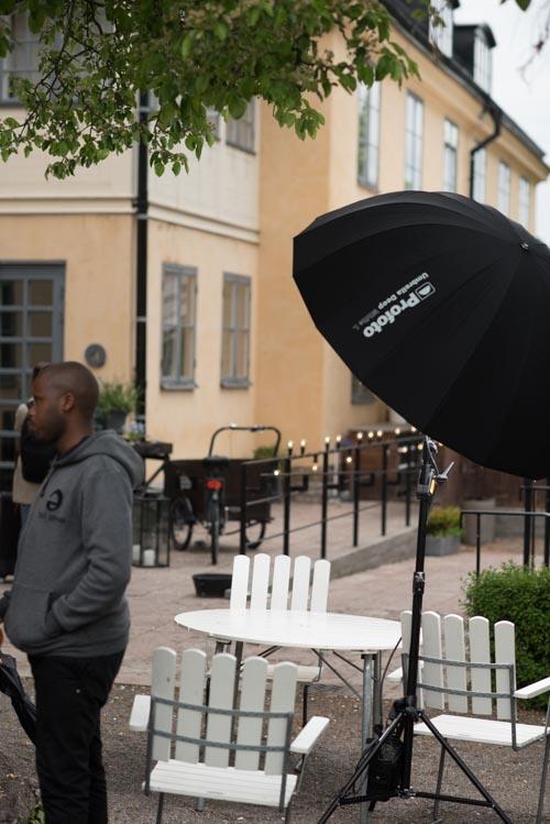 behind-the-scenes-reflexskärm-bord-profoto-b2-deep-umbrella-vit
