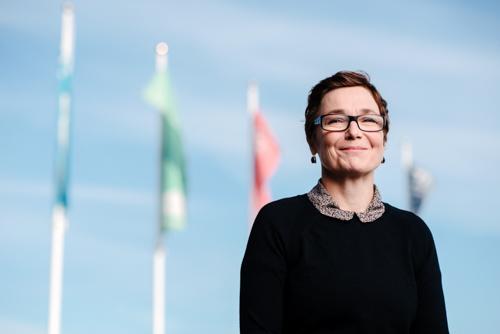 Anne-Marie-Körling. Fotograf Stean