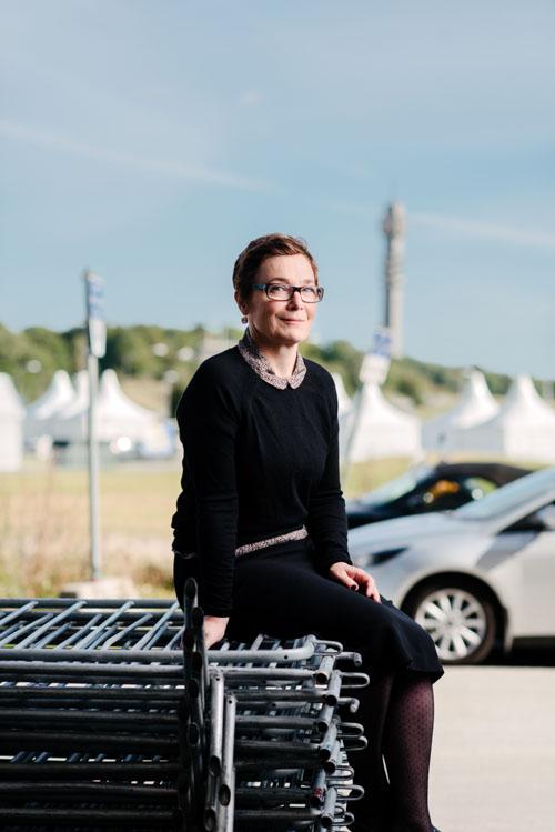 pressfoto_Anne-Marie-Körling_läsambassadör-Kulturrådet. Fotograf Stefan Tell