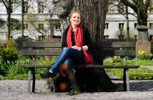 portratt-artikel-veterinarmagazinet-Maria-Erlandsson-en-blixt
