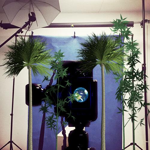 Klimatkompensation för fotografer