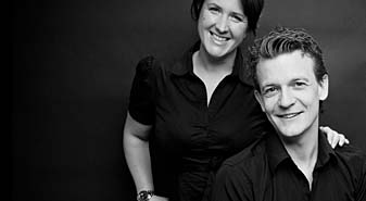 Denise Rudberg & Peter Barlach