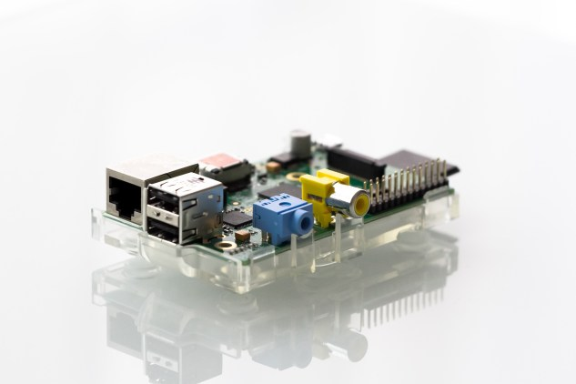 Raspberry Pi als Kommunikationsserver