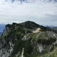 Blick auf den Salzburger Hochthron