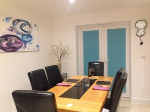 Abstract Art to Commission in situ