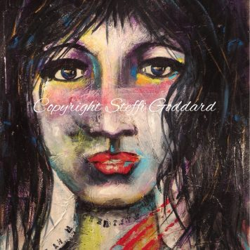 Contemporary Female Portraits - I AM A CREATIVE ADVENTURER