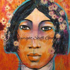 Contemporary Female Portraits - I AM ETERNAL