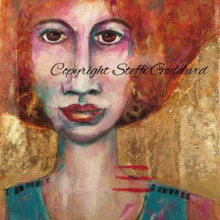 Contemporary Female Faces - I AM READY