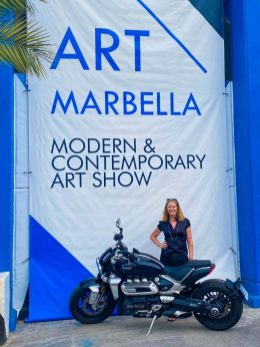 Contemporary Art Show Marbella 2020