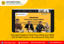 KKM STEI Al-Ishlah Cirebon Resmi Di Tutup