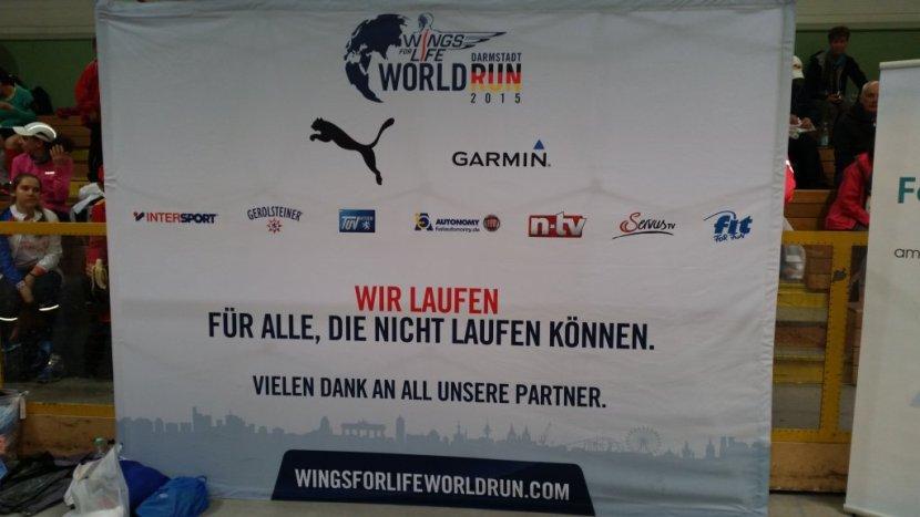 2. Wings for Life World Run am 3.Mai