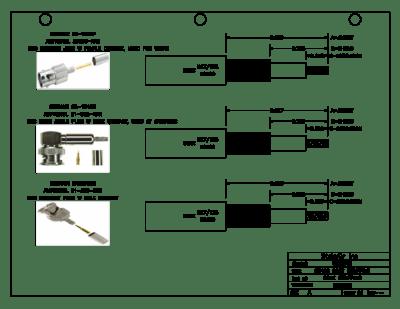 BNC-RG400_COAX STRIPPING