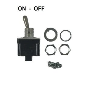 1TL1-2 Toggle Switch