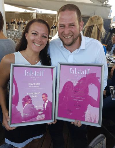 Falstaff Gin Trrophy 2018: Bester Gin Österreichs und und zweitbester London Dry Gin international