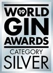 World Gin Awards 2019 - Silber