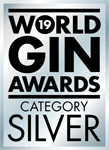 World Gin Awards 2019 - Silber
