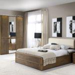 Schlafzimmer Komplett Set I Fazenda 4 Teilig Teilmassiv Farbe Natur