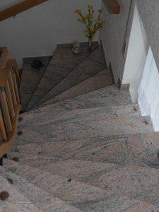 Innen- und Außentreppen von Steinewelt Flieden e.K.