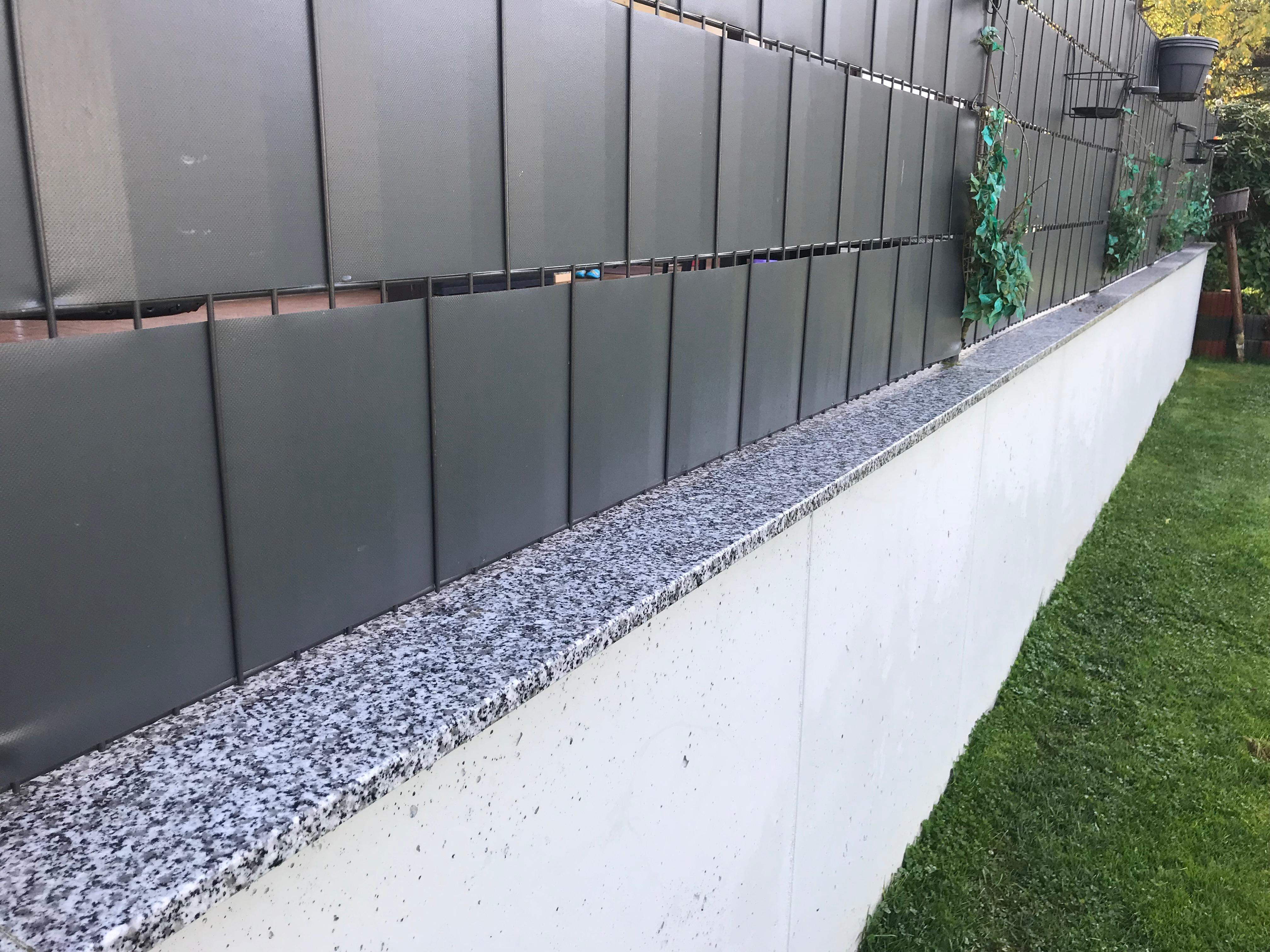 Mauerabdeckungen von Steinewelt Flieden e.K.