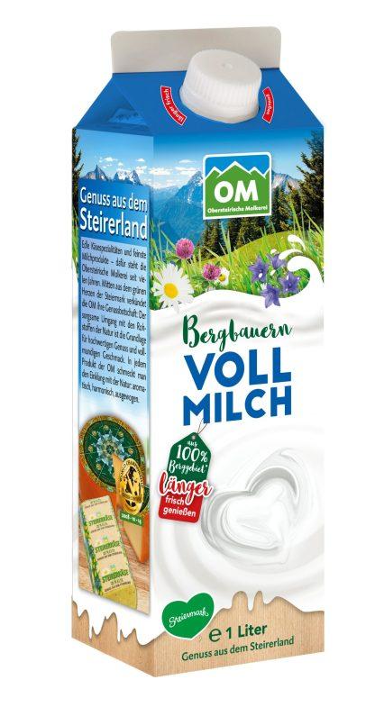Bergbauern Vollmilch