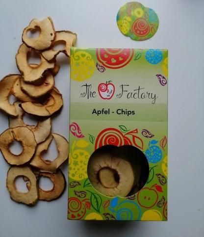 Apfel Chips 100g
