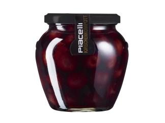 Kirsche - Kompott - Die volle Frucht im Glas