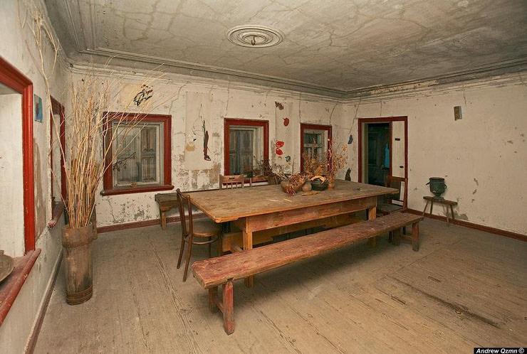 Casa de lemn - Rusia