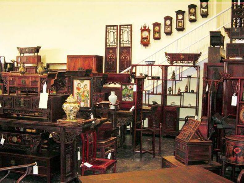 Far East Antique - Mobila chinezeasca