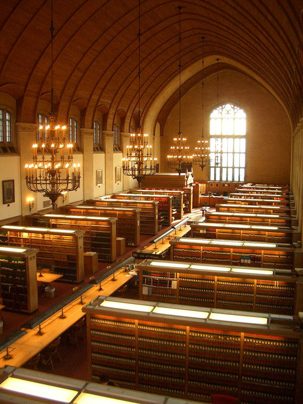 Cornell Law, School Library