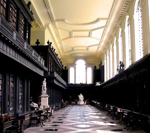 Codrington Library, All Souls College, Oxford England