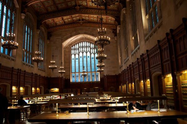 University of Michigan Law Library Ann Arbor