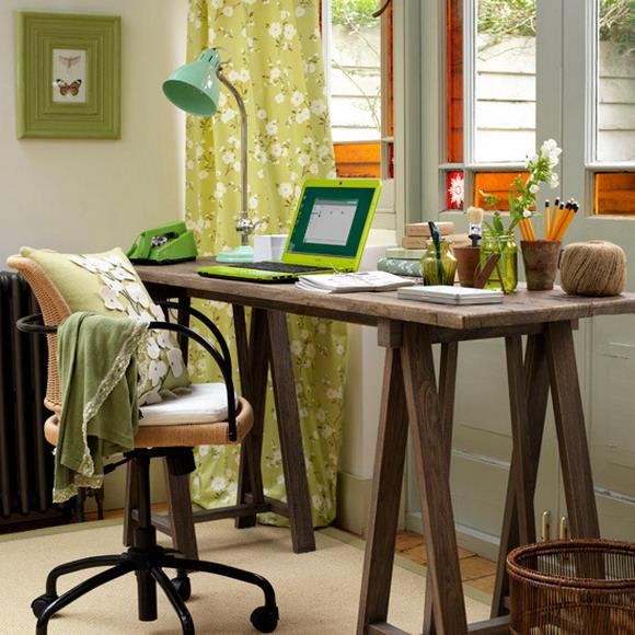 productivitatea muncii - biroul de acasa