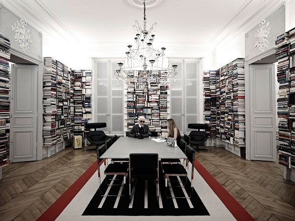 biblioteca de designer
