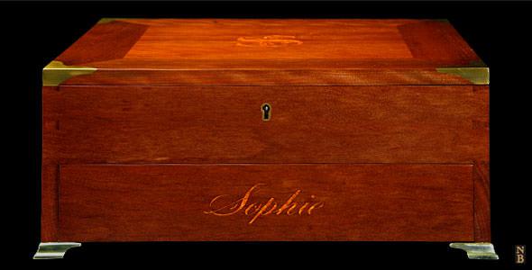 Cutie de bijuterii - Sophie Box