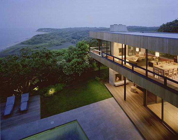 arhitectura casei Atlantic