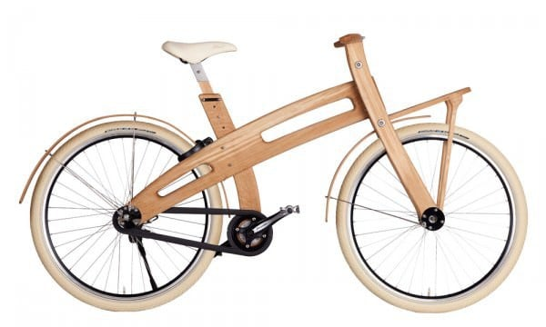 Bicicleta urbana eco