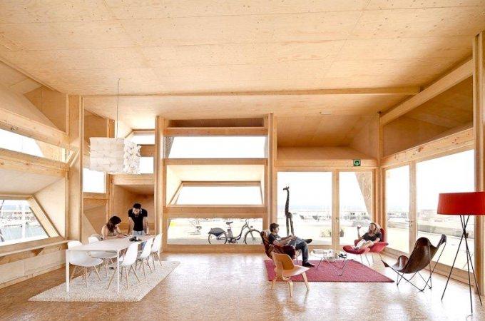 interior pentru casa autonoma