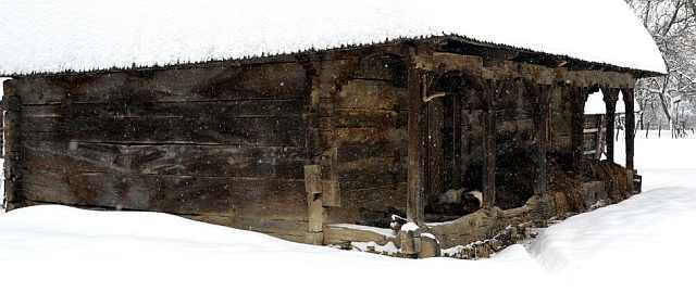 casa lemn Maramures