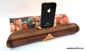 bambus amplificator din bambus pasiv