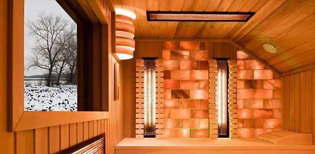 sauna lemn sare himalaya - sauna finlandeza