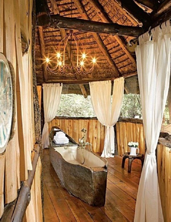baie din lemn - bai imbracate in lemn