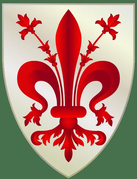 emblema orasului Florența