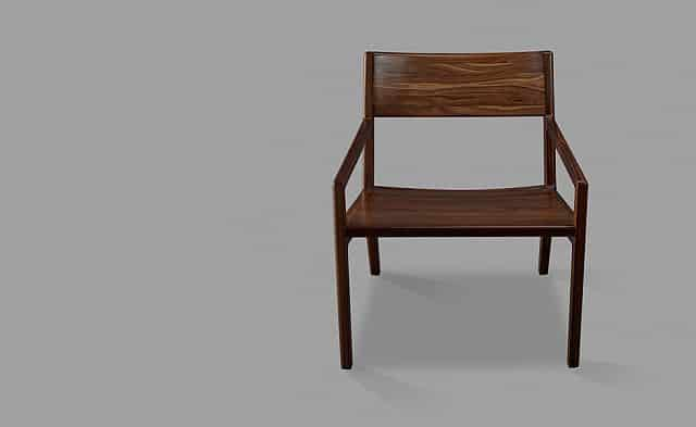 Derek McLeod design Sum Chair